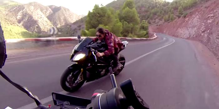 Mission Impossible 5 : à film extrême, cascades réelles !