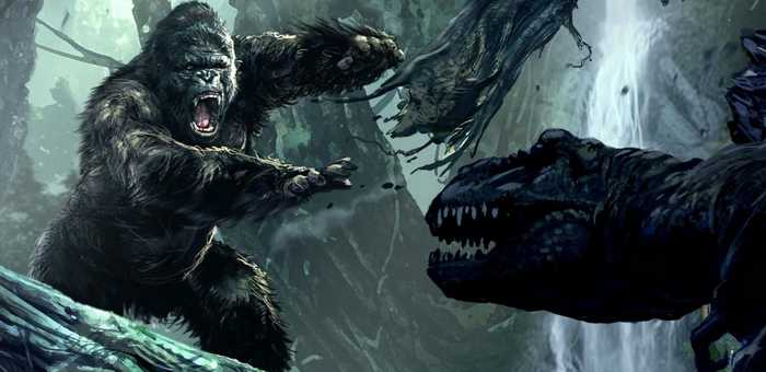 Brie Larson et Russell Crowe dans Kong : Skull Island ?