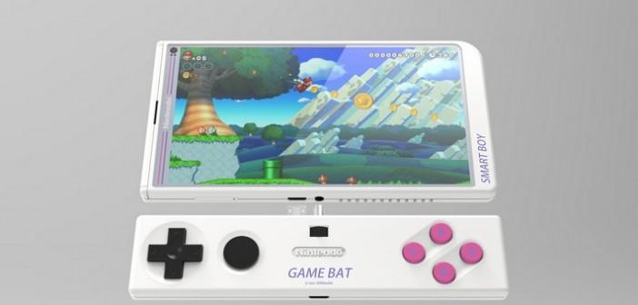 Le Smart Boy : Si Nintendo créait son Smartphone?