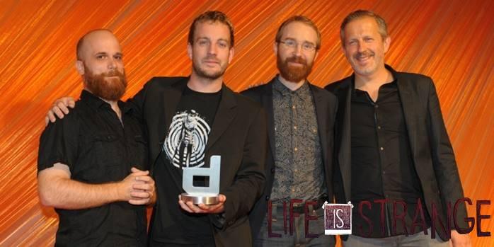 Life Is Strange : deux prix à la Develop Conference