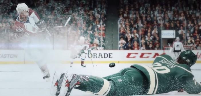 La bêta de NHL 16 ouverte aux possesseurs de NHL 15