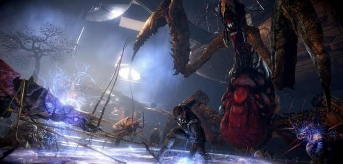 The Technomancer sur la planète Gamescom