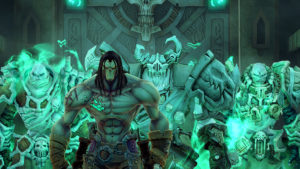 Darksiders 2 : Deathinitive edition, des screenshots comparatifs