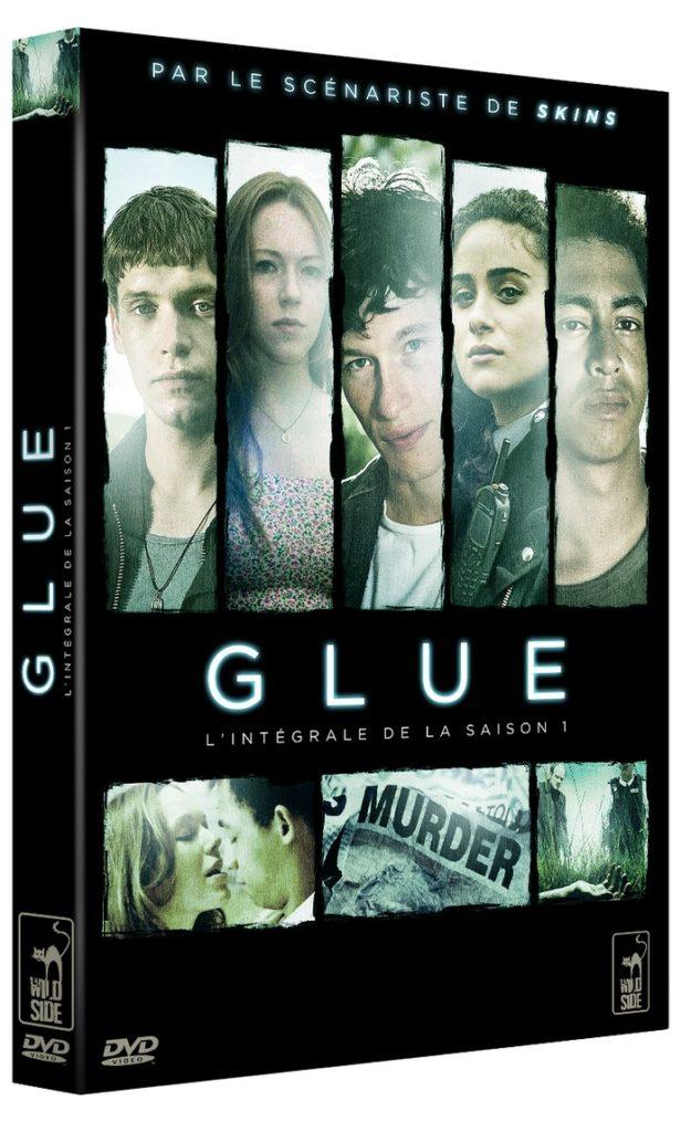 [Concours] 3 DVD de Glue saison 1 à gagner !