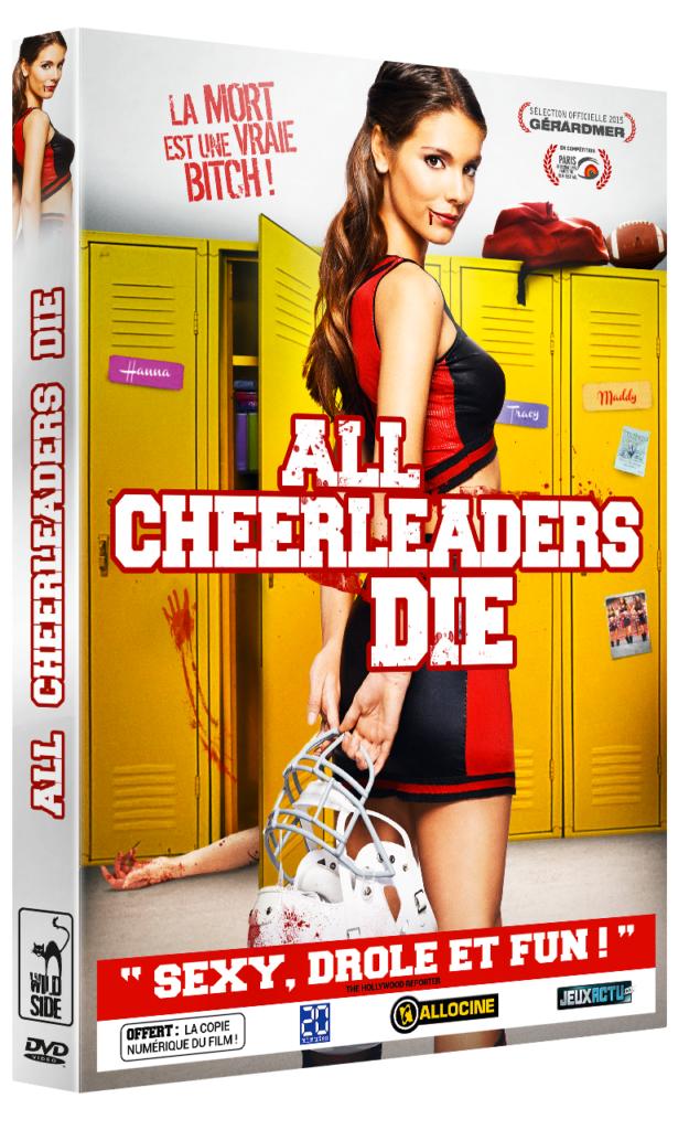 [Concours] 3 DVD All Cheerleaders Die à gagner