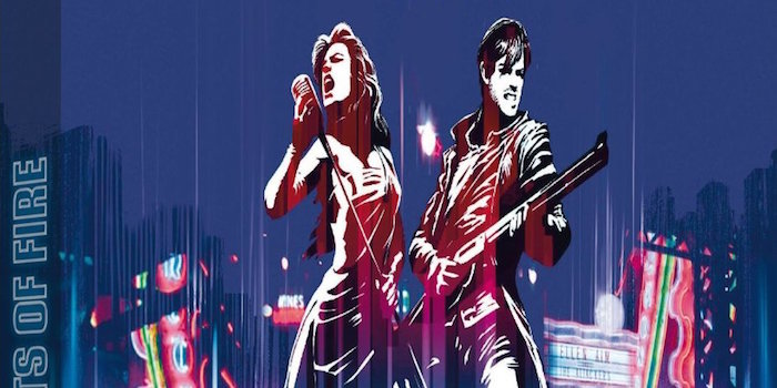 [Critique Blu-Ray] Streets of Fire, joyau 80's