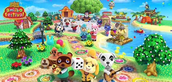 Animal Crossing: amiibo Festival, les figurines dévoilées