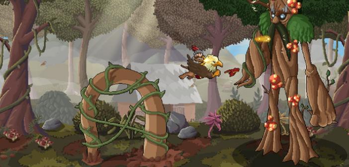 Gryphon Knight Epic, combattez à dos de griffon magique !