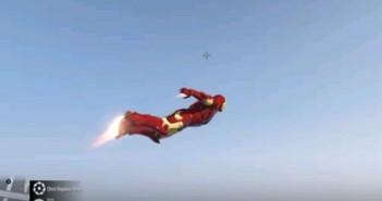 GTA 5, un mod pour devenir Iron Man