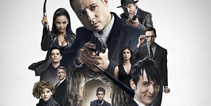 Gotham : nouvel aperçu des personnages de la saison 2