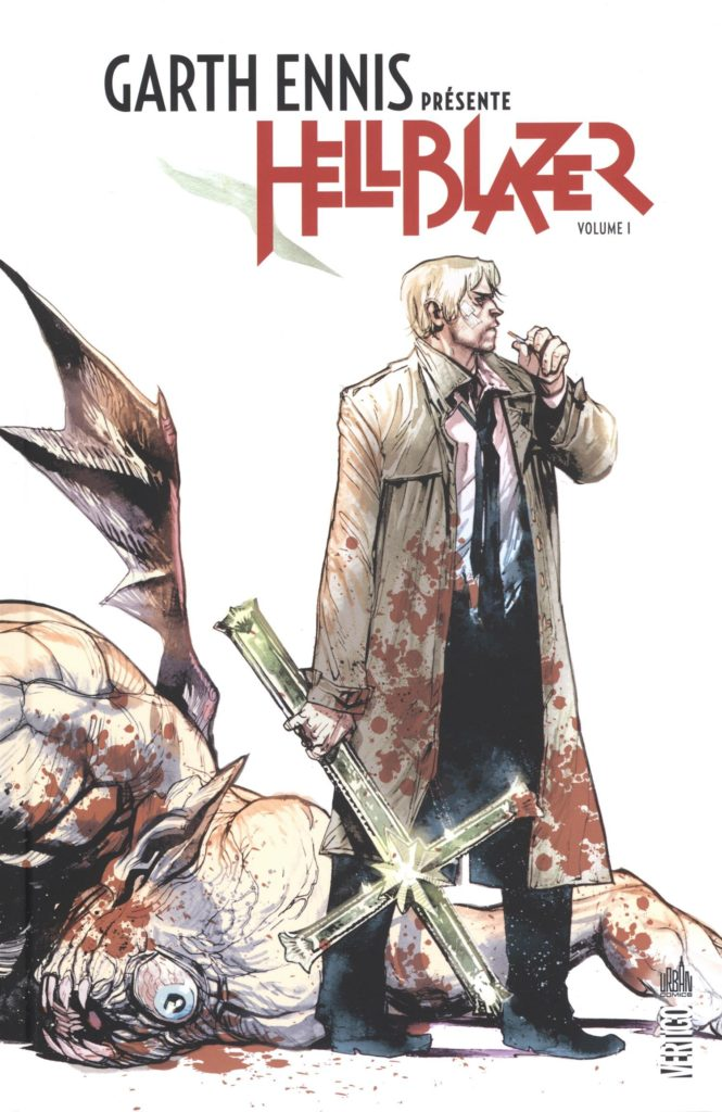 [Critique Comics] Hellblazer Vol.1, l'enfer de Constantine