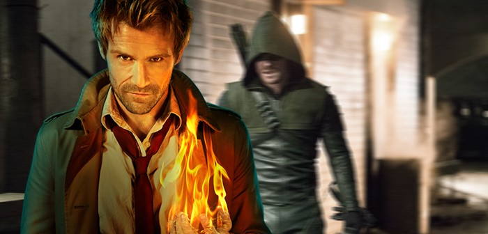 John Constantine arrive à Starling City !