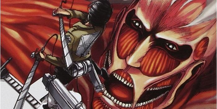 Attack on Titan_L'Attaque des Titans aussi en jeux vidéo