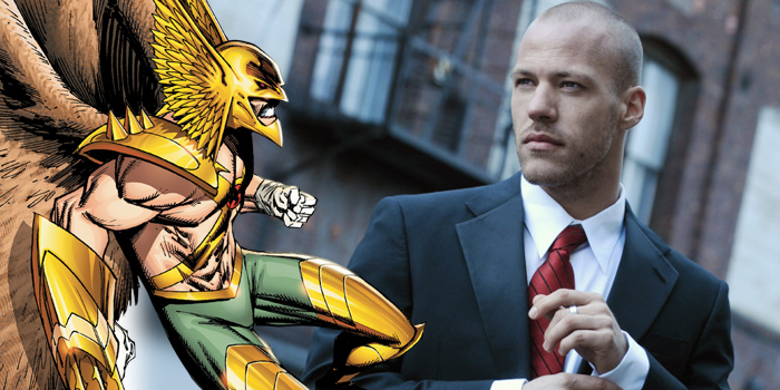 Legends of Tomorrow a trouvé son Hawkman !
