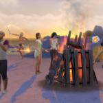 Les Sims 4 une extension pour les amis !