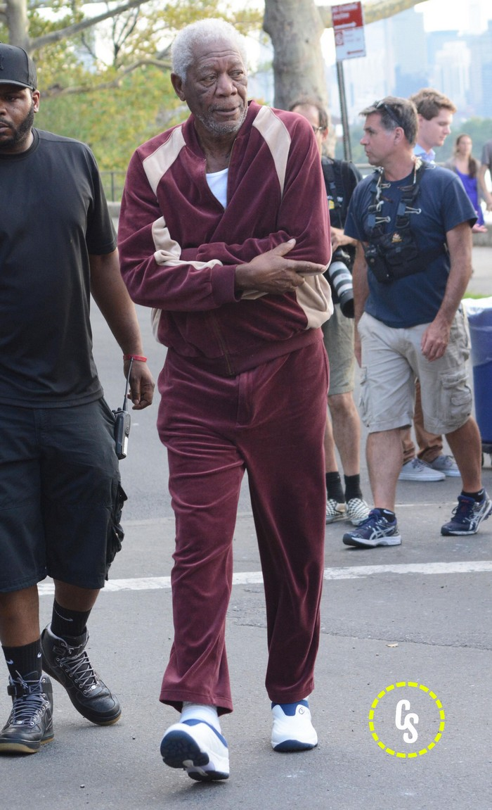 Going in Style : les papys braqueurs font du running pour Zach Braff