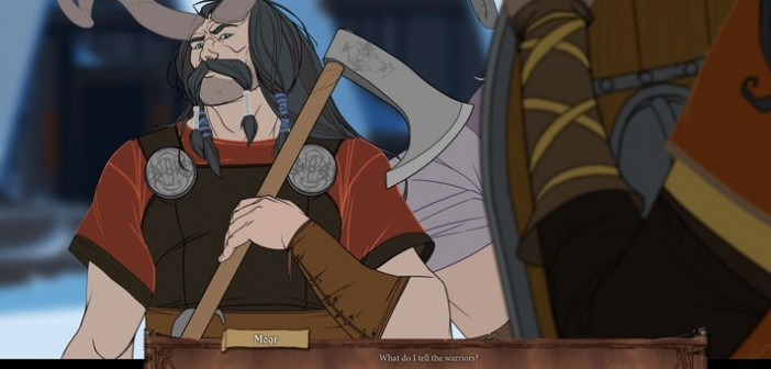 Un jeu de plateau The Banner Saga: Warbands