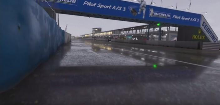 Forza Motorsport 6, Quand l'eau ça mouille