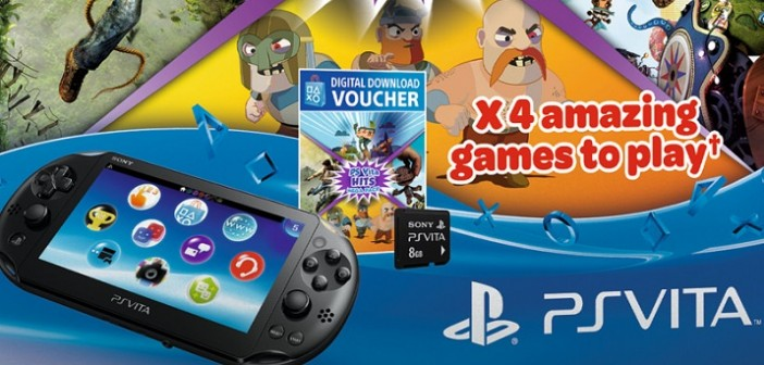 PS Vita : deux nouveaux bundles en vue !