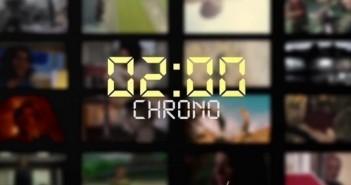 2 minutes chrono : l'essentiel culturel de la semaine du14 septembre 2015