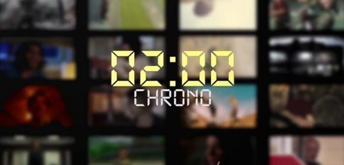 2 minutes chrono : l'essentiel culturel de la semaine du 07 septembre 2015