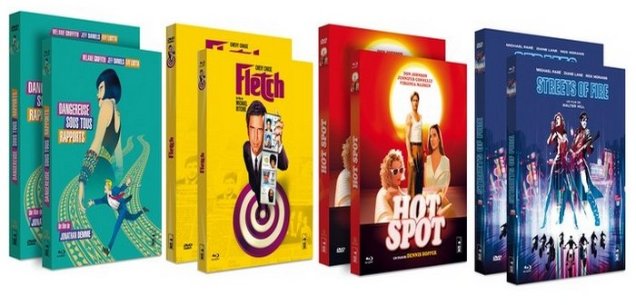 [Concours] 4 films cultes des années 80 à gagner !