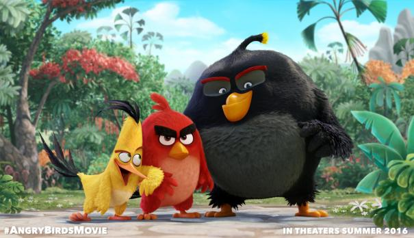 "Angry Birds : des nouvelles images ""badass"""