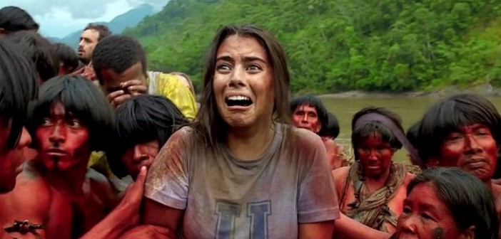 Critique The Green Inferno l'Amazonie sous toutes ses coutures