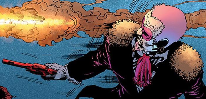 Eduardo Flamingo arrive à Gotham !