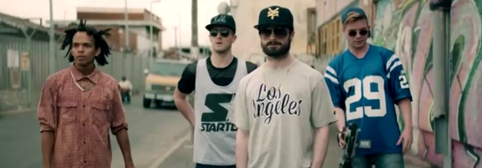 Radcliffe se la joue gangsta dans le trailer de GTA