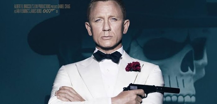 James Bond Spectre Sam Smith