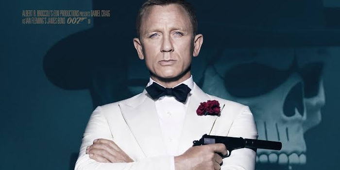 James Bond Spectre Sam Smith