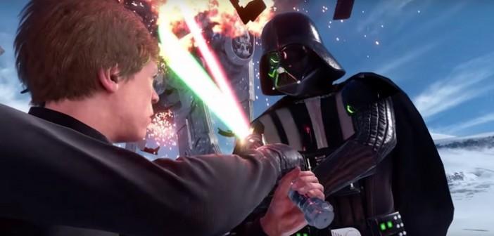 Une Beta pour Star Wars Battlefront, c'est imminent !