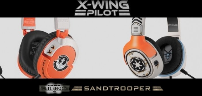 Les casques audio gaming Star Wars arrivent !