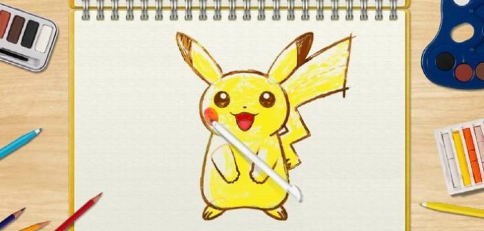 Pokémon Art Academy : à vos crayons !
