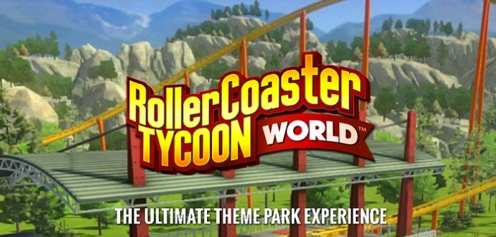 RollerCoaster Tycoon World une date de sortie hivernale