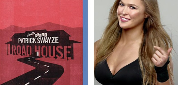 Ronda Rousey au casting du remake de Road House !