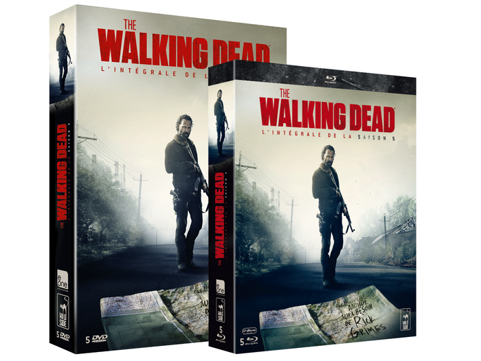 TWD S5 DVD&BR