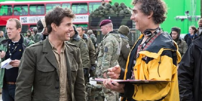 Tom Cruise Doug Liman