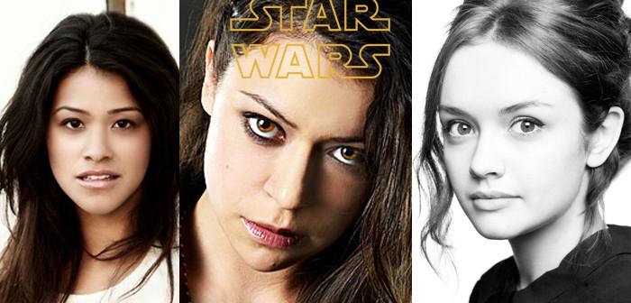 Trois actrices en lice pour Star Wars 8 !