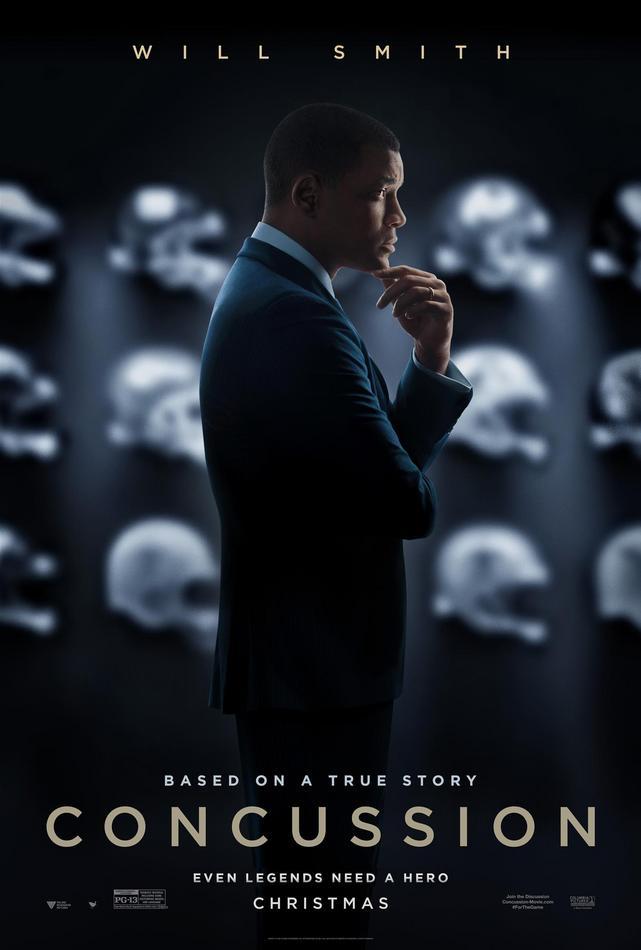 Un trailer et une affiche pour Concussion 0