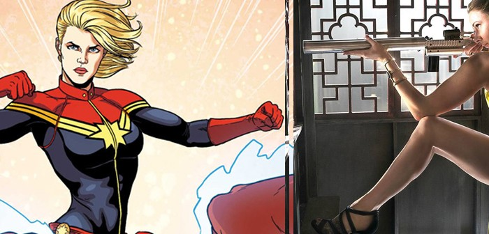 Une actrice de Mission Impossible pour Captain Marvel ?