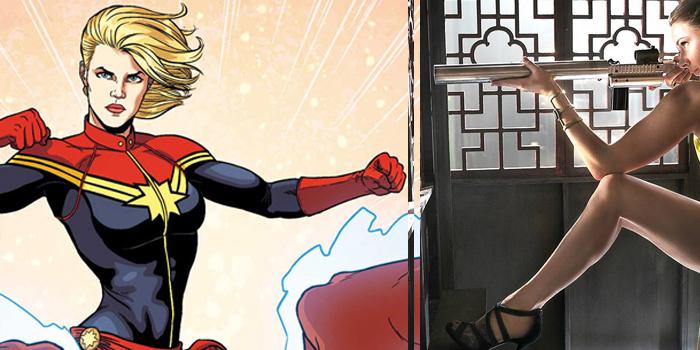 Une actrice de Mission Impossible pour Captain Marvel ?