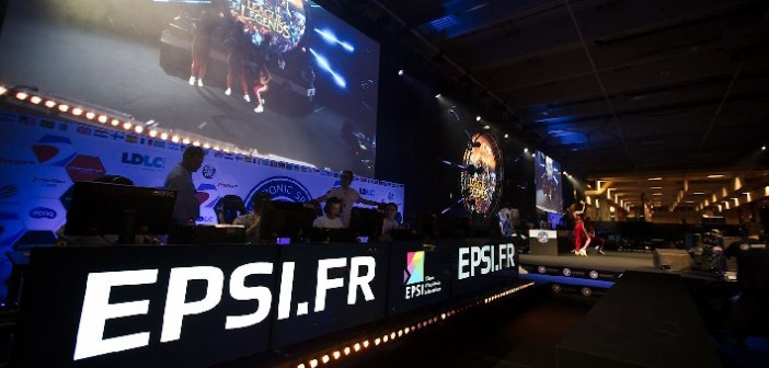 EPSI ligue League of Legends, Lyon et Arras en finale