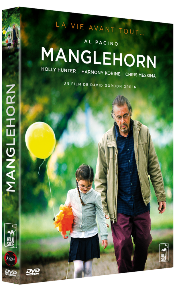 [Concours] Manglehorn : 3 DVD à gagner !