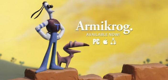 Armikrog : modelé, animé et de sortie !