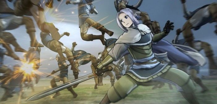 Une date de sortie pour Arslan : The Warriors Of Legend !