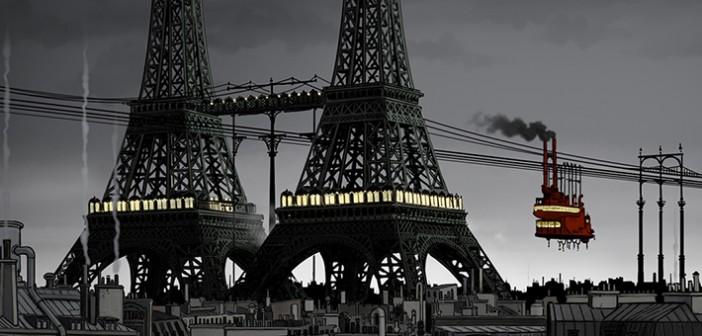 [Critique] Avril et le monde truqué, la baguette magique de Tardi