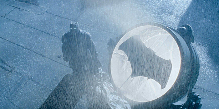 Batman v Superman : une photo de tournage du Dark Knight !