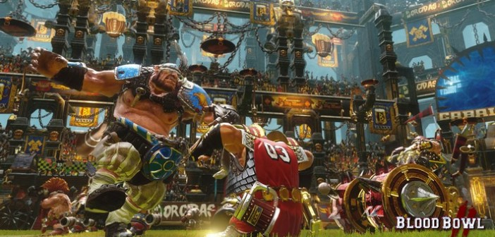 [Test] Blood Bowl 2, cocktail parfait entre foot américain et baston !
